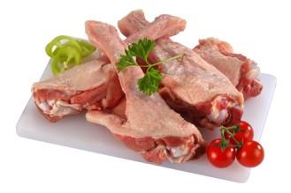 Manchon d'oie gras