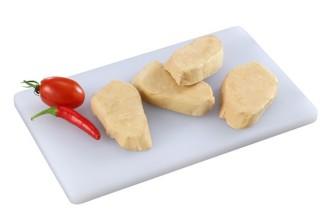 Escalopes de foie gras d'oie surgelées