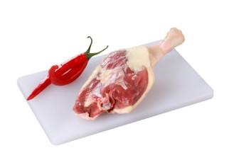 Cuisse de canard gras