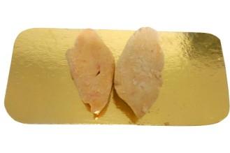 Egyedileg fagyasztott kacsamájszeletek