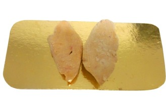 Duck liver slices IQF