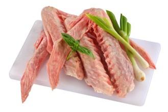 Ailes d'oie gras